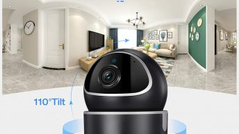 Pet Camera - Indoor Security Camera, Ucam by Tenvis